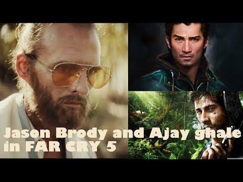 far cry 4 ajay ghale voice actor