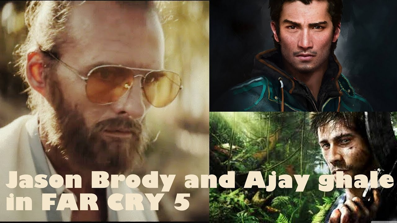 far cry 3 jason brody voice actor