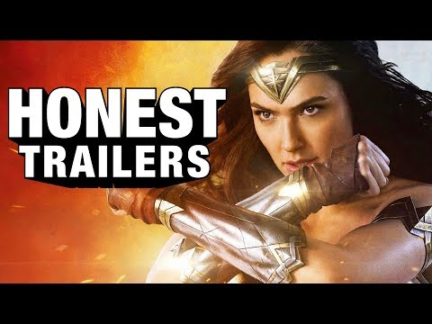 Thumbnail: Honest Trailers - Wonder Woman