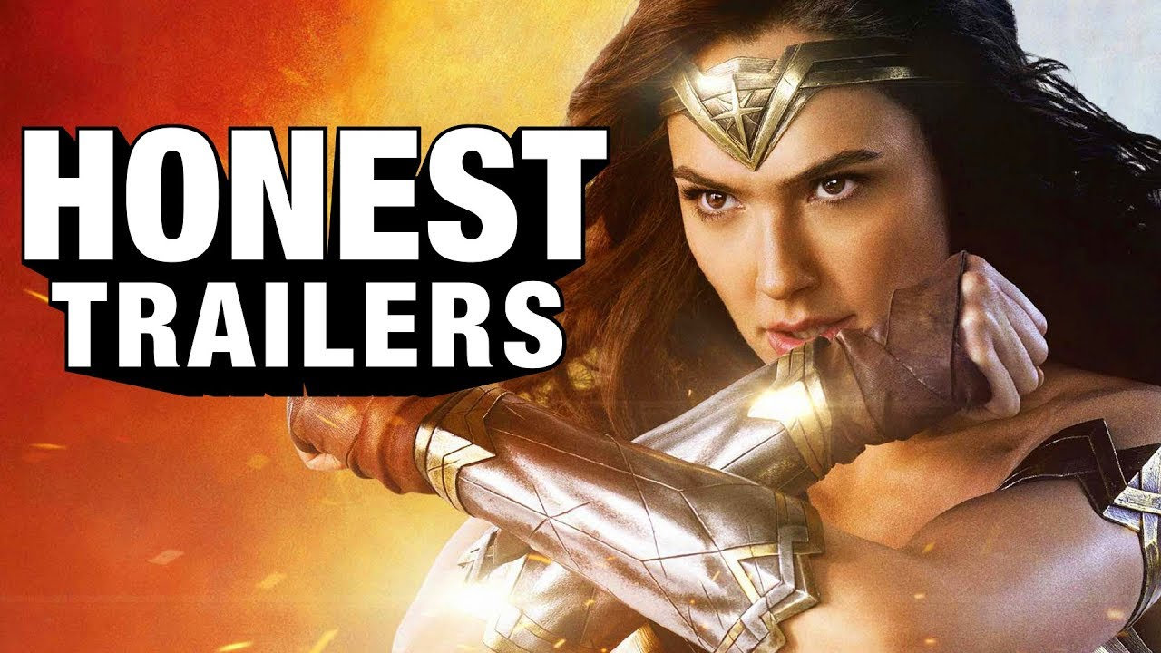 Download Honest Trailers - Wonder Woman