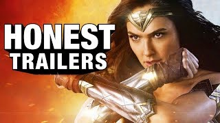 Honest Trailers  Wonder Woman