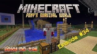 Minecraft Survival - Dangerous Diving [34]