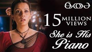 she is his piano isai   s j suryah sathyaraj savithri