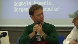 Rocco Siffredi, Massimo Ceccherini e Gaetano Gennai: testedialkol all'Universita'