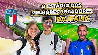 O estádio de futebol mais moderno da Itália | Juventus | Coisas que eu sei