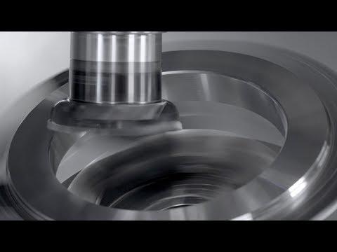 Machining of internal gear - Power skiving