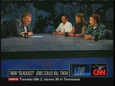 Deadliest Catch 1 -- Jake & Josh Harris on LKL