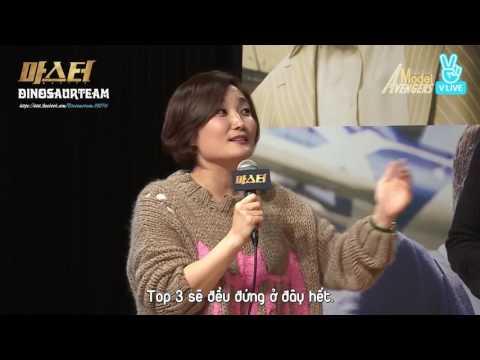 """{Dinosaurteam}[Vietsub] 161128 """"MASTER"""" Movie Talk Live - Lee Byung Hun, Kang Dong Won, Kim Woo Bin"""