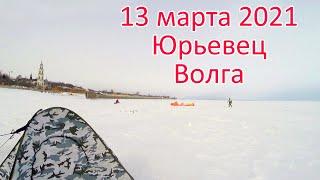 Рыбалка на Горьковском водохранилище Волга