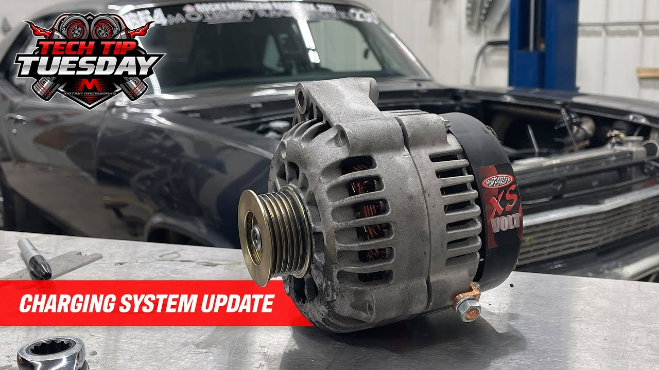 We learned some things… Ultimate Street Car Charging System Update: Tech Tip Tuesday