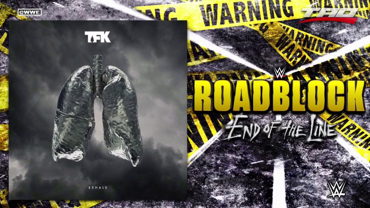 """Download WWE: Roadblock End Of The Line 2016 - """"A Different Kind Of Dynamite"""" - Official Theme Song"""