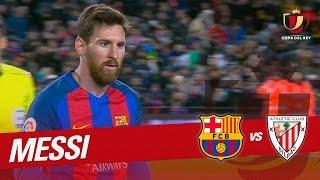 Golazo de Messi (3-1) FC Barcelona vs Athletic Club