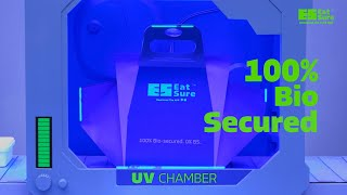UV Sure Bag | 100% UV Secured | Only On EatSure | Food Delivery Bag screenshot 4
