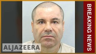 🇲🇽 Mexican drug lord Joaquin 'El Chapo' Guzman guilty in US trial l Al Jazeera English