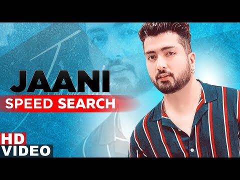 Jaani | Answers The Most Search Speed Questions | Season 2 | Speed Records