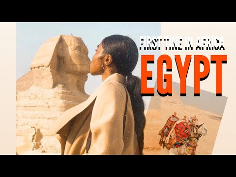 I WENT INSIDE THE PYRAMIDS IN EGYPT ! | Vlogmas Day 13 | #MaryjanesWorldTour