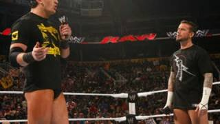 Raw: Punk and Barrett discuss the future of The Nexus