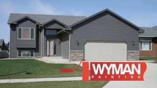 #1 Omaha Painters - Wyman Painting in Omaha Neb - A+ BBB - 402-319-3956