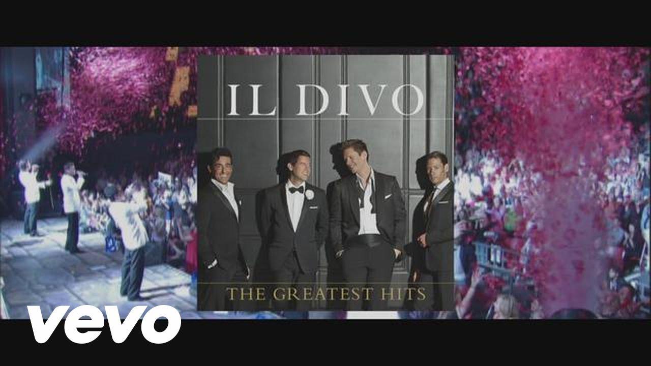 Il divo album trailer youtube for Il divo cd list