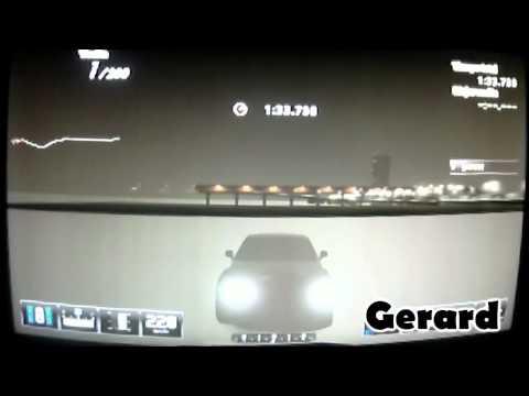 Gran Turismo 5: Tutorial para el truco para conseguir dinero