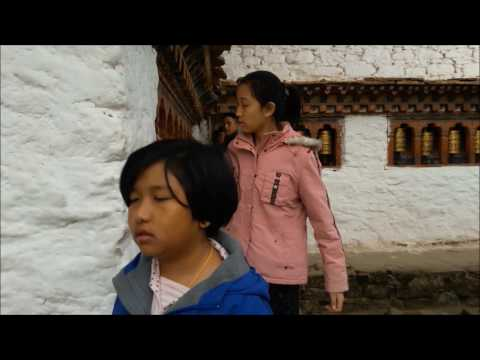 BHUTAN TOUR 2016