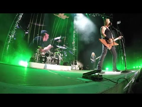 Metallica: Master of Puppets MetTour  Seattle, WA  2017
