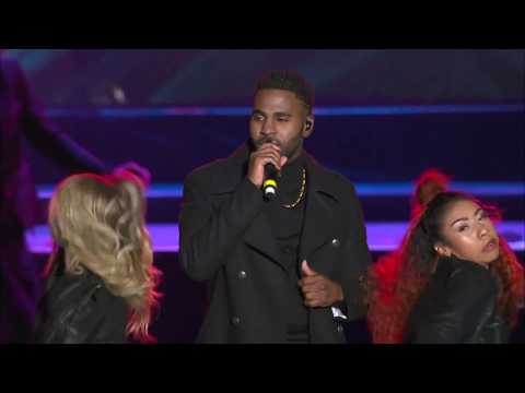 """Jason Derulo Performs """"Tip Toe"""" at the College Football National Championship #ATTPlayoffPlaylist"""