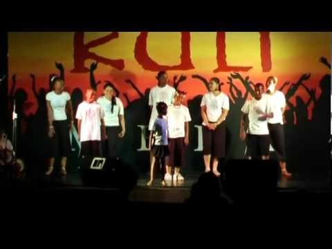 KuliMela 2006 - Spiritual Soul Shakers - 2/14