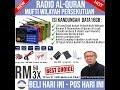 Radio Al-Quran +120 Tajuk Kuliah Mufti Wilayah Persekutuan