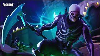 Fortnite Battle Royal Episode 63: Skull Trooper Is Back!!
