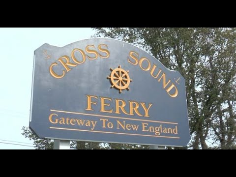 Cross Out the Stress on the Cross Sound Ferry