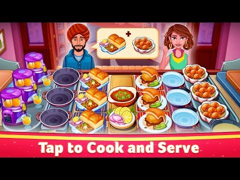 Indian Cooking Star: Chef Restaurant Cooking Games Android Gameplay