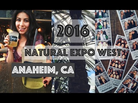 2016 Natural West Expo - Anaheim, CA / Ultimate Fat Vegan Weekend