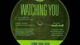 DJ Darkzone - Watching You (Vocal Club Mix)