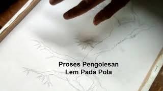 Cara Membuat Lukisan dari Cangkang Telur #smkn 1 kawali