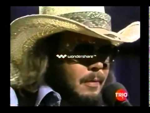 Country Boy Can Survive- Hank Williams Jr. (David Letterman)