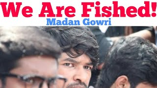 WE ARE FCUKED   Tamil   Madan Gowri   MG