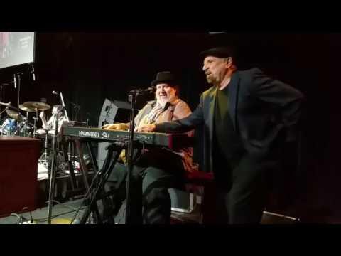 Scott May & Felix Cavaliere on the Hammond