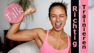 Richtig & erfolgreich trainieren - Wie baue ich Muskeln auf - Ganzkörpertraining oder Split?
