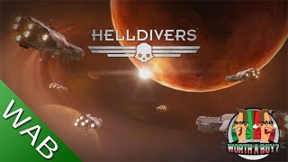 Helldivers Review - Worthabuy?