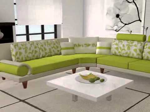 Bon Winton Sofa Set.flv