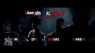 XL Cypher- Diakota, CMC, Kendaz, CFK (Prod: Py EL Classico)