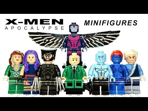 Lego League Of Legends Knockoff Minifigures Set 2 W Ga