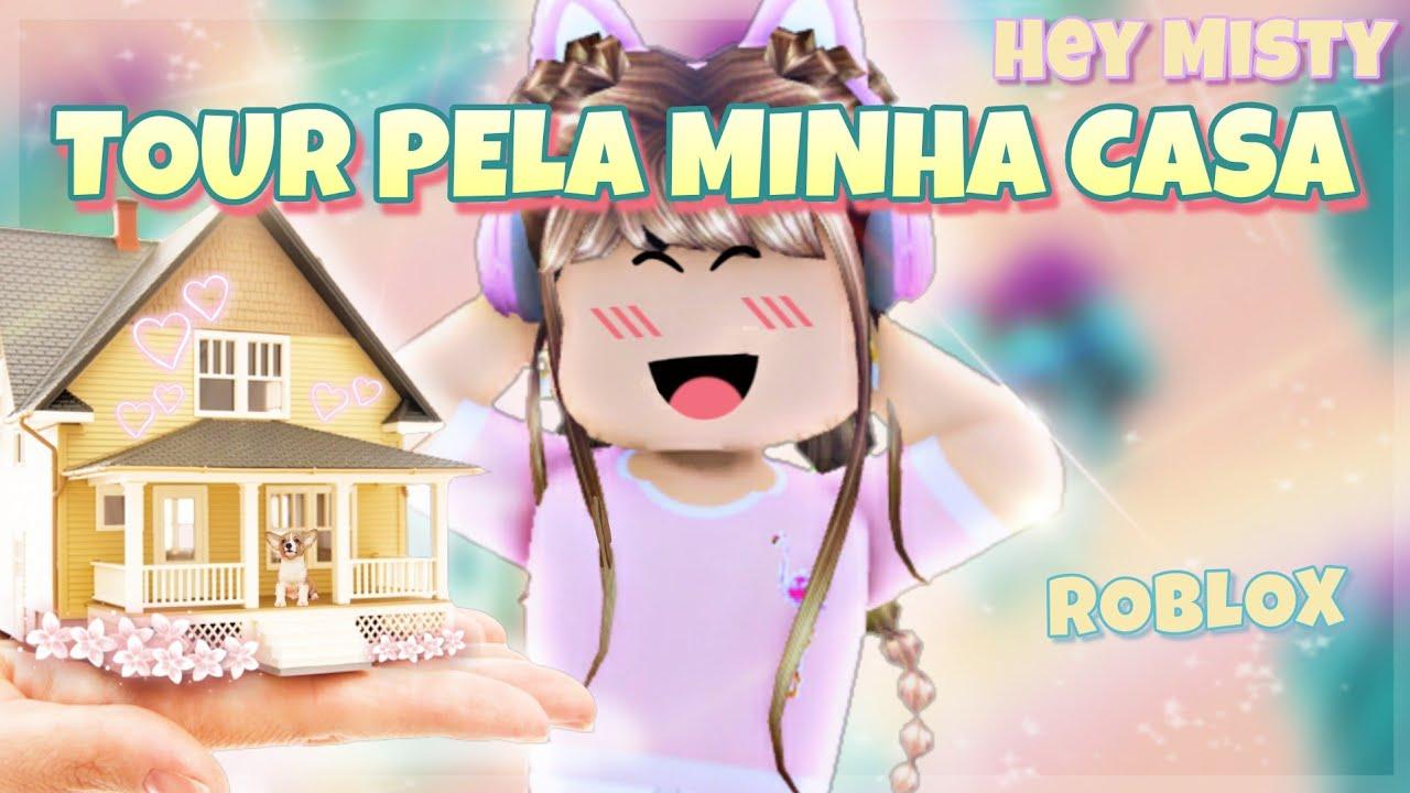 TOUR PELA MINHA MANSÃO ! MOSTRANDO MINHA CASA TODA DECORADA ! FICOU LINDA ! | Hey Misty