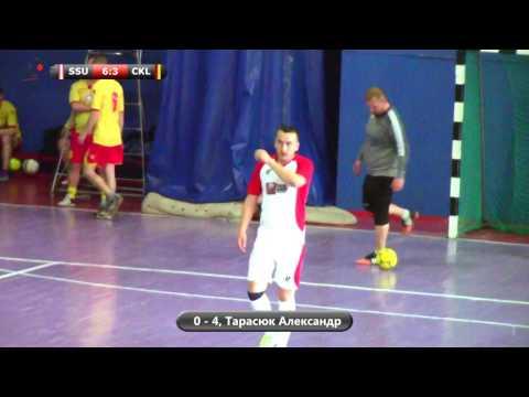Обзор матча Ciklum United - Spilna Sprava United #itliga