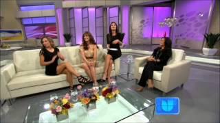 Blanca Soto en Despierta América 15-Abril-2011