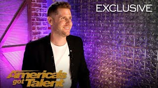 Illusionist Rob Lake Reflects On His Most Difficult Performance - America's Got Talent 2018