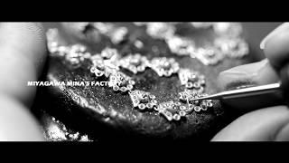 【Miyagawa Mina】Emerald Earrings In Edwardian Style (official video)