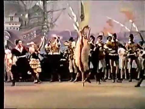Yulia Makhalina as Kitri in The Don Quixote (Fragment)