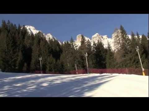 Zoldo Alto - Civetta Dolomiti, Ski resort in Italia